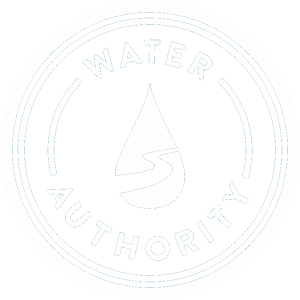 Water Authority seal white