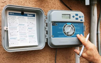 Take the Guesswork Out of Programming an Irrigation Controller